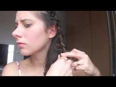 Tutorial: Trança Lateral Embutida - Side Braid
