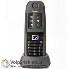 Telefon bezprzewodowy Voip Gigaset R650H PRO voip24sklep.pl