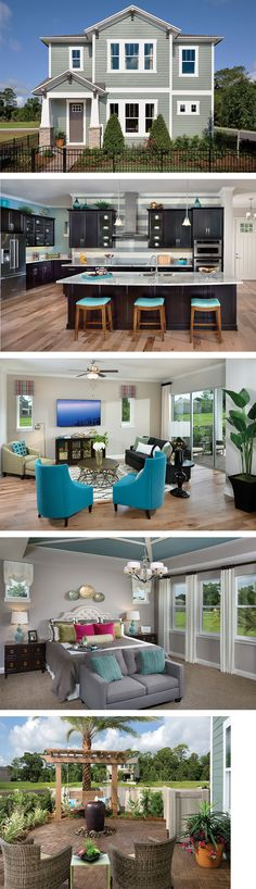 Find your new home Preserve of Oviedo on the Park in Oviedo FL. You'll be near amenities and attractions that inspire family togetherness, including Seminole Paddle Adventures for canoeing and kayaking. In our Carriage Series, David Weekley Homes is building two-story, alley-load homes like the Kingsport. These stunning craftsman style homes offer the beauty of a classic with modern amenities & style. Follow the link to see more photos, floor plans and learn how you can visit this model…