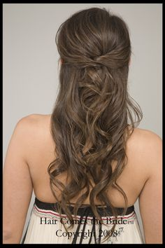 possible hair for the wedding...