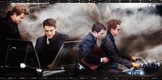 EternoTwilight : Robert Pattinson e Dane DeHaan Filmando Cena Em Um...
