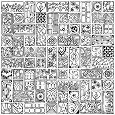 Mosaic Squares I