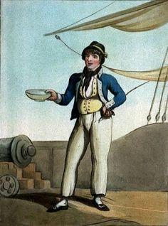 Regency sailor