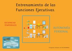 SECUENCIAS TEMPORALES. AUTONOMÍA PERSONAL by Susana París via slideshare Work Productivity, Executive Functioning, Aspergers, School Counseling, Speech Therapy, Special Education, Bar Chart, Classroom, Books