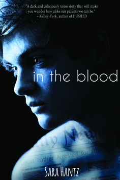 {Review} In the Blood by Sara Hantz