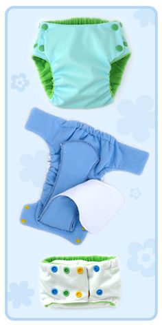 Trimsies - trim cloth diaper and trainer patterns for your newborn, baby, toddler and child