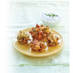 """""""Pakoras"""" with Dandelion greens and other Spring Green recipes"""