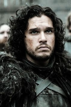 Kit Harington - Jon Snow - O lindo, o doce, o fofo, o meu queridinho de Game of Thrones.