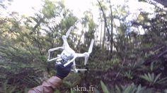 Le fameux drone Phantom 3 4K