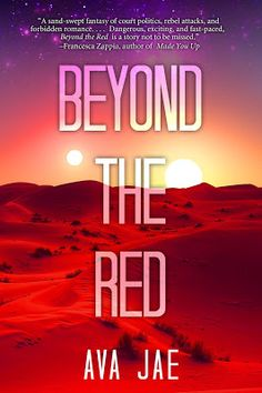 A Dream Within A Dream: Beyond the Red Blog Tour: Tens List + Giveaway