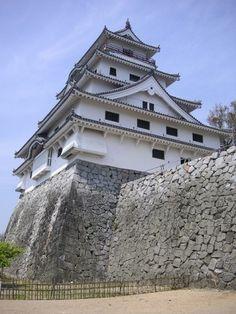 [Karatsu Castle] - 唐津城 - Saga, Japan