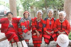 Seediq women of Taiwan. Seediq are the 14th indigenous tribe of Taiwan, recognised in 2008. They used to be grouped with closely related the Truku people as Atayal.
