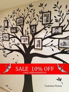 207 Best Family Tree Wall images in 2019  92f07e61f