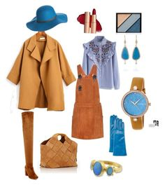 """Something for my soul #6"" by tanya-shkolar on Polyvore featuring мода, Nature Breeze, Chicwish, Coach, Overland Sheepskin Co., Bertha, Meira T, Gurhan, Loewe и Elizabeth Arden"