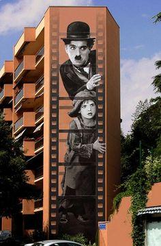 Patrick Commecy CooL street Graffiti Urban art Things, check https://www.etsy.com/shop/urbanNYCdesigns?ref=hdr_shop_menu