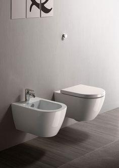 GSI ceramic   PURA  wall-hung sanitary ware
