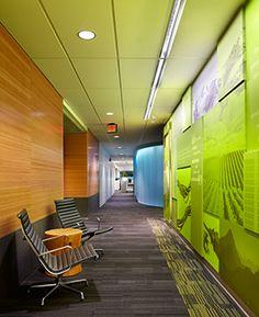 HSBC Global Software House LEED Platinum Certification Pending Burnaby, British Columbia  Wright Heerema | Architects