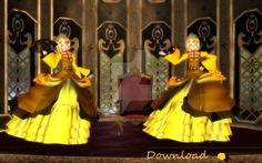 [MMD] Riliane Lucifen d'Autriche V2~download by AnimeLover1245435