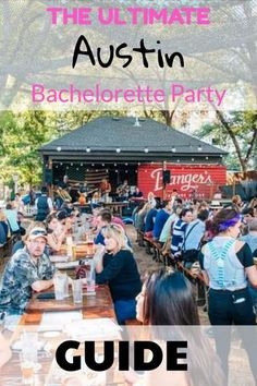 Everything you need to know for planning a bachelorette party in Austin! This guide covers ideas for places to stay, where to eat, and things to do for an amazing weekend in the live music capital of the world-- Austin, TX! For more bachelorette guides, go to www.getbachelorettebox.com