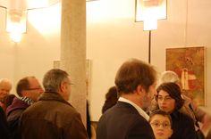 """Personale: """"ricordare...riscoprire...per rincontrarsi""""  Ass. Il Castello - Ponti sul Mincio Mn.  19/11 - 4/12/2011"""