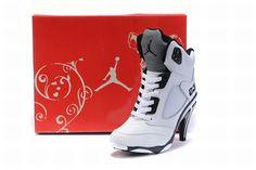 air jordan 5 heels for women