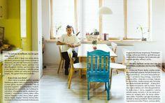 我們看到了。我們是生活@家。: 立陶宛的線上雜誌Llamas' valley最新一期出刊!