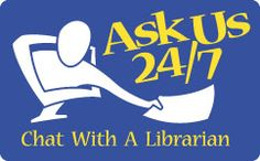 Have a question? Ask Us 24/7! Click the link on the bottom of the Utica Public Library homepage for more information!