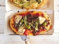 Das Rezept für Pizza O-Sole-Mio und weitere kostenlose Rezepte auf LECKER.de
