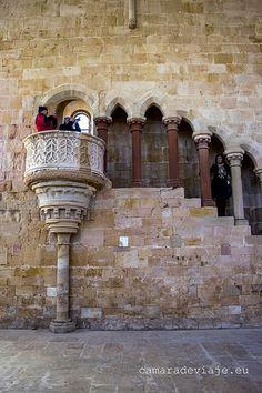 Monasterio Santa Maria de Huerta, Soria  Castilla y León ,  Spain