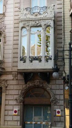 Art nouveau Valencia, PAV