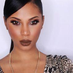 Long list of black makeup gurus on youtube!
