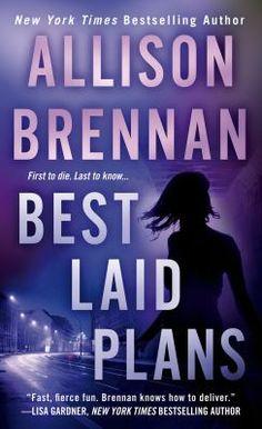 Best laid plans / Allison Brennan.
