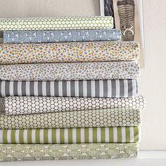 Sheets, sheets, gorgeous sheets.