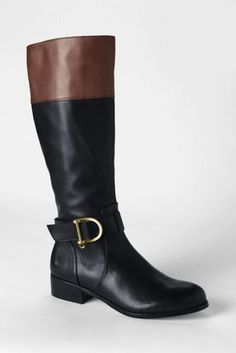 Women's Blakeley Classic Riding Boots from Lands' End