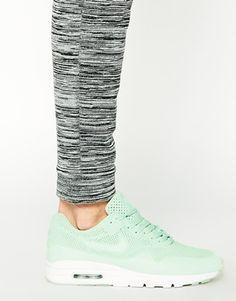Agrandir Nike - Air Max Ultra Moire - Baskets - Vert