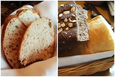 Grand Lux Cafe and Cheesecake Factory Bread