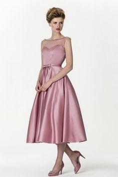And it comes in NAVY Wedding Dresses & Bridesmaids | True Bride | E137