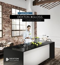 Introducing Dekton® XGloss by Cosentino, an innovative line of lustrous ultra-compact surfaces | International