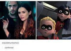 No. Because Dash NEVER dies. Because the scripwriters for The Incredibles love us and don't kill off beloved characters.