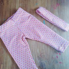DIY - Children's Leggings Tutorial