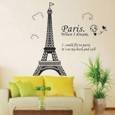 Paris en tu casa y porque no?
