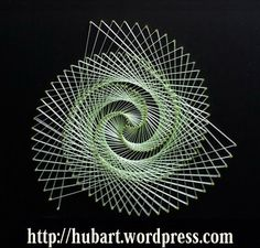 string art trilateral