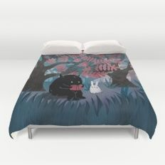 Another Quiet Spot Duvet Cover