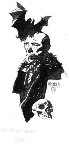Mike Mignola – Dracula