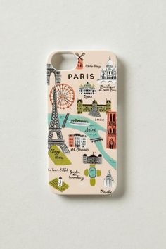 City Of Lights iPhone 5 Case #anthropologie