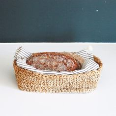 TINY BASKET by Tikau (Large)