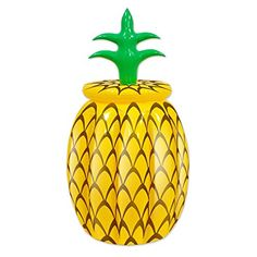 Pack of 6 Inflatable Pineapple Tropical Luau Party Coolers 20 -- Find out more about the great product at the image link.(This is an Amazon affiliate link and I receive a commission for the sales)