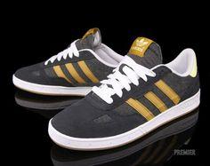 Adidas Skateboarding Ciero-Dark Grey Heather-Wheat-Haze Yellow / Follow My SNEAKERS Board!