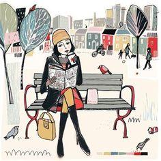 Un paseo, un libro (Anna Hymas)