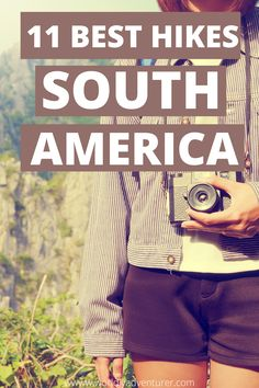 South America has incredibly diverse landscapes and so of course has some of the world's best hikes! With hundreds of different trails sprawling across the continent, this guide will help you discover some of the best places to hike in Peru, Chile, Bolivia, Colombia, Ecuador, Argentina, Brazil and Guyana.